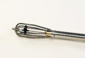 Spinner Flowmeter probe