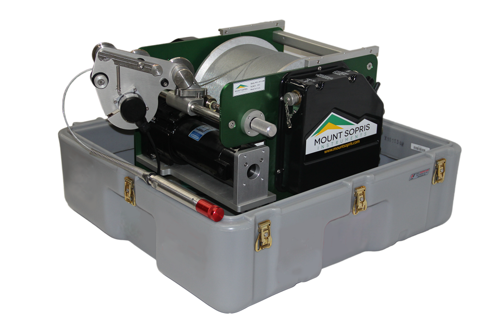 MX Series – Semi-Portable Winches
