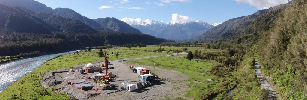 Drill Site DFDP