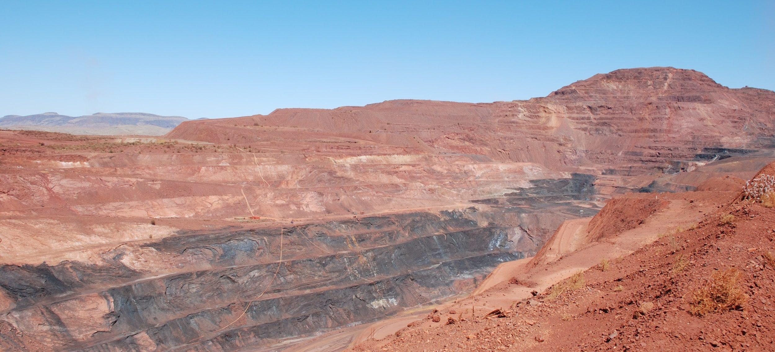 Borehole Magnetic Resonance NMR for iron mining