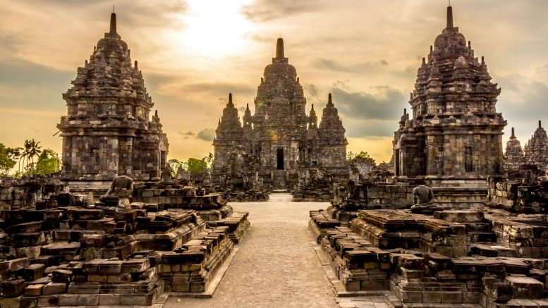 Yogyakarta geophysics indonesia