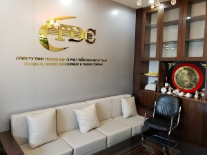 TDC Representatives office in Hanoi Vietnam Geophysical products