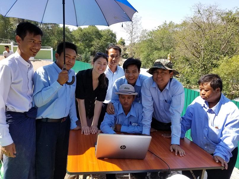 water well resource department myanmar