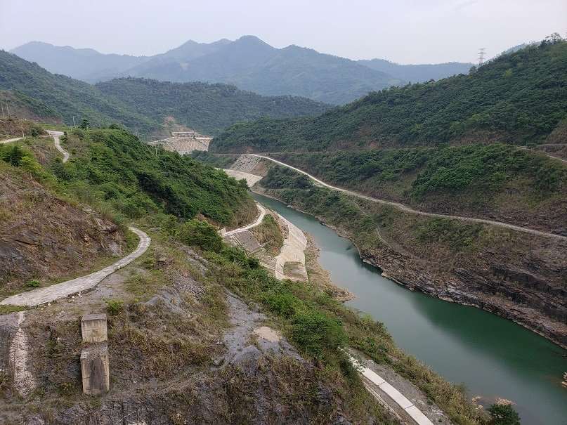 Vietnam Hydroelectric Dam Geotechnical Logging Training