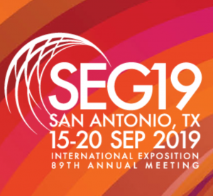 SEG Conference Geophysics 2019 San Antonio