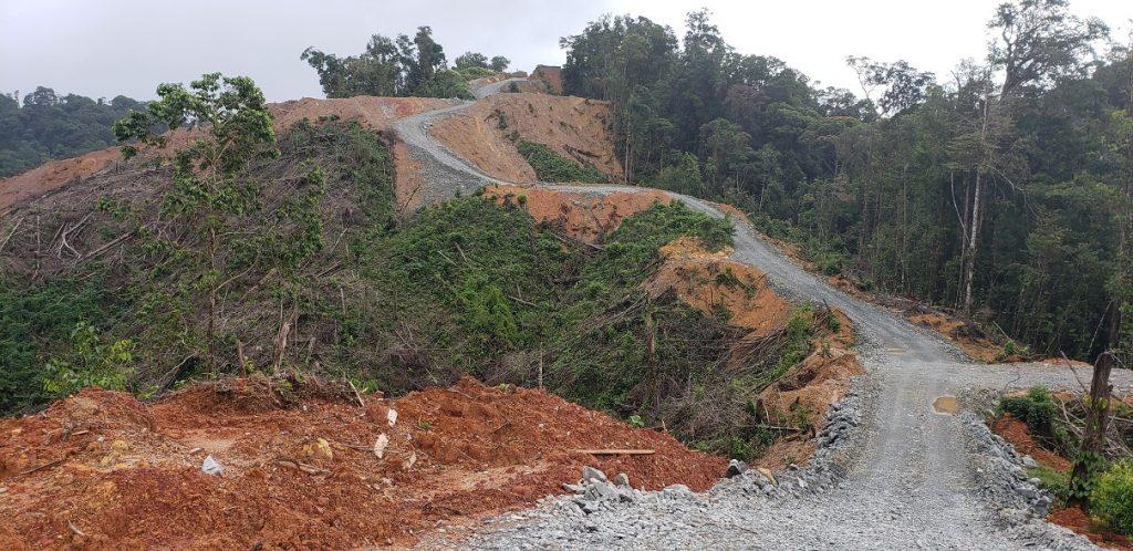 Difficult location for borehole logging- First Quantum Panama