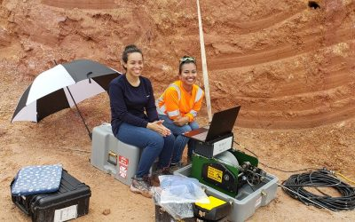 First Quantum Panama Copper Mine Televiewer Training
