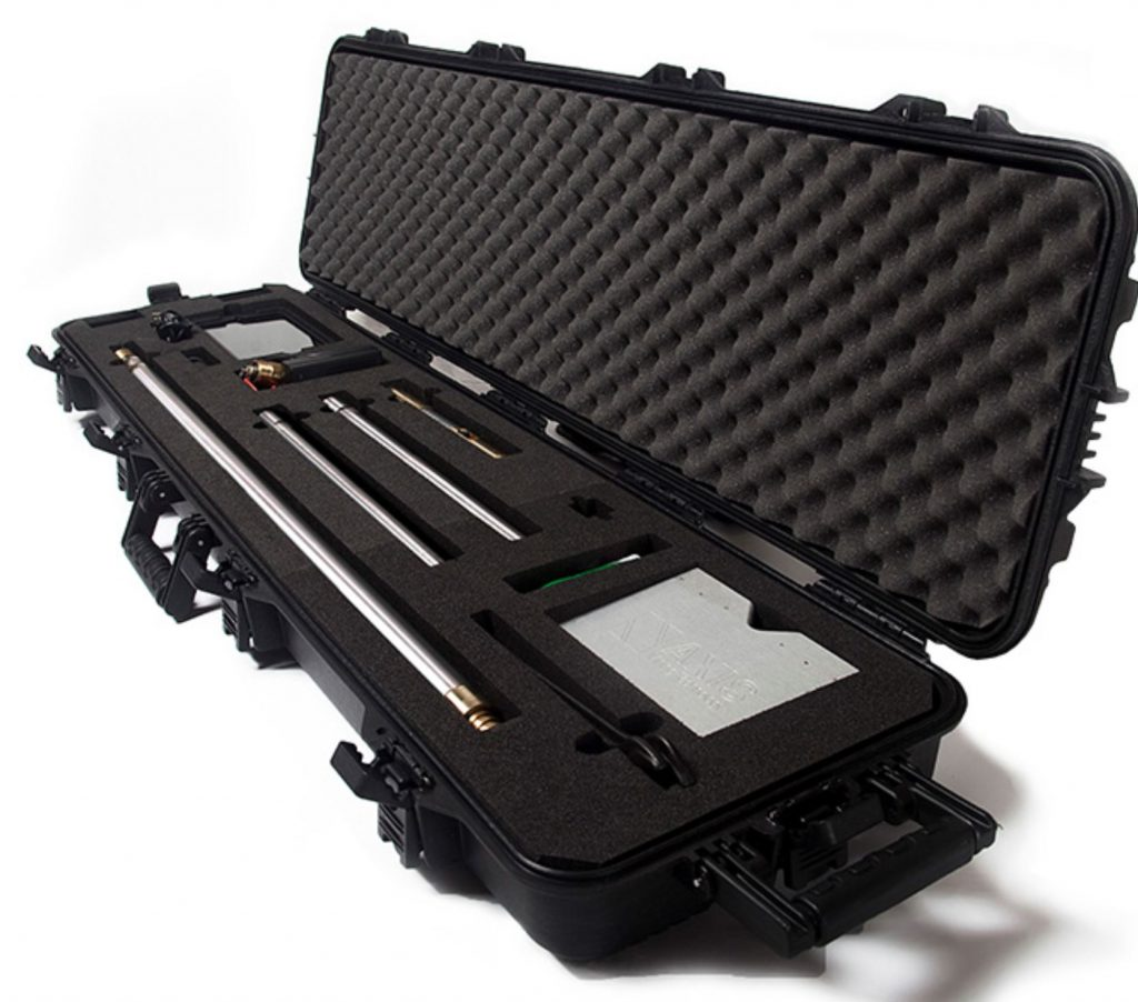 Axis Champ Gyro Case for Quick Field Mobilization